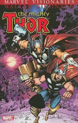 Thor Visionaries book