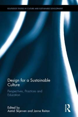 Design for a Sustainable Culture book