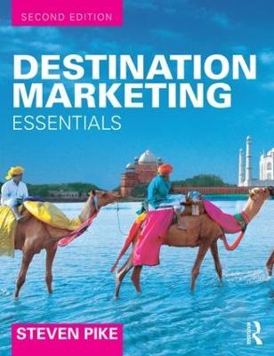 Destination Marketing book