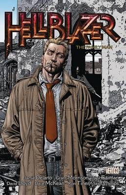 Hellblazer Volume 4: The Family Man TP by Amanda Conner