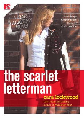 Scarlet Letterman book