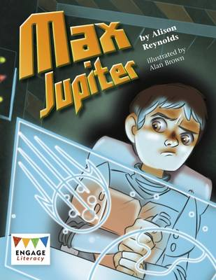 Max Jupiter by Alison Reynolds