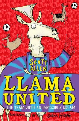 Llama United by Scott Allen
