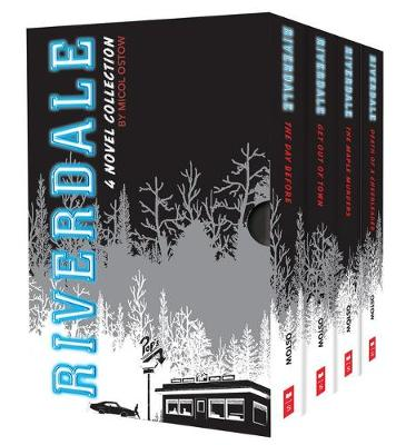 RIVERDALE 4-BOOK BOXSET book