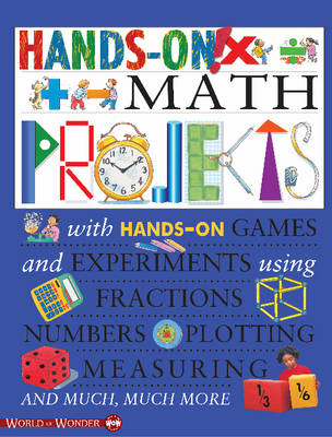 Hands on! Math Projects by Andrew King