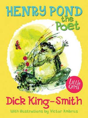 Henry Pond the Poet book