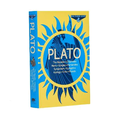 World Classics Library: Plato: The Republic, Charmides, Meno, Gorgias, Parmenides, Symposium, Euthyphro, Apology, Crito, Phaedo by Plato