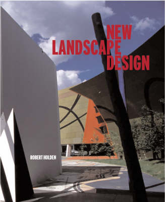 New Landscape Design by Robert Holden