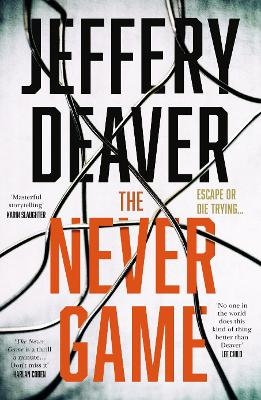 The Never Game (Colter Shaw Thriller, Book 1) book