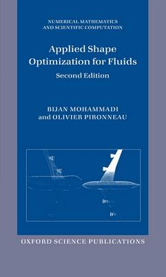 Applied Shape Optimization for Fluids by Olivier Pironneau