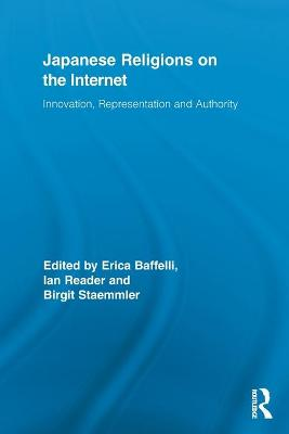 Japanese Religions on the Internet by Erica Baffelli