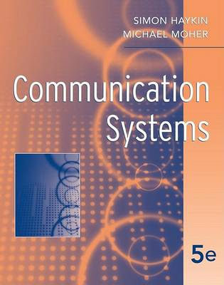 Communication Systems 5E by Simon Haykin