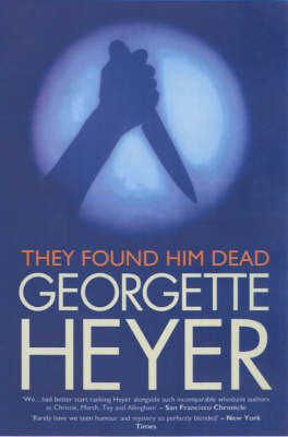 They Found Him Dead book