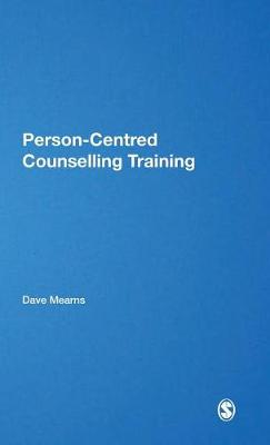 Person-Centred Counselling Training by Dave Mearns
