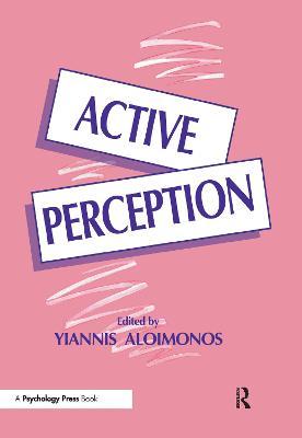 Active Perception by Yiannis Aloimonos