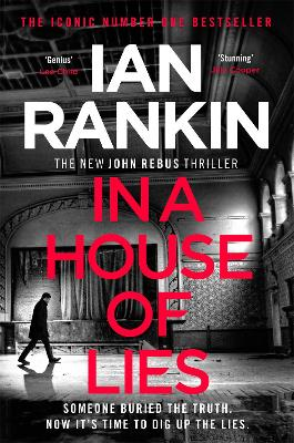 In a House of Lies: The Number One Bestseller by Ian Rankin