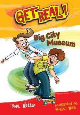 Big City Museum book