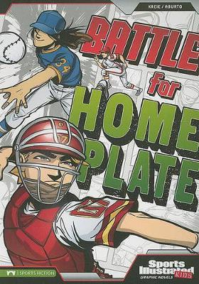 Battle for Home Plate by Chris Kreie