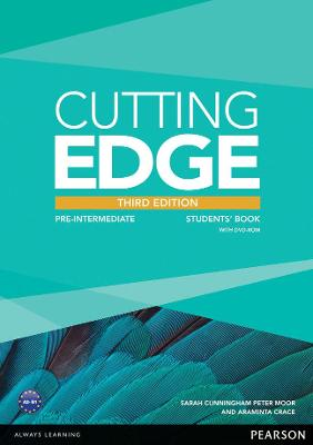 Cutting Edge 3rd Edition Pre-Intermediate Students' Book and DVD Pack book