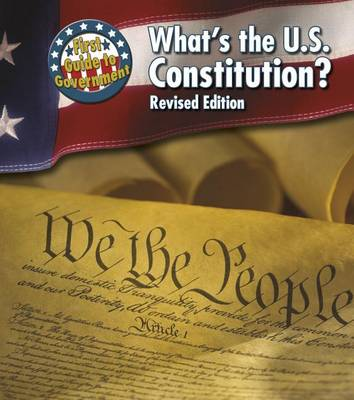 What's the U.S. Constitution? by Nancy Harris