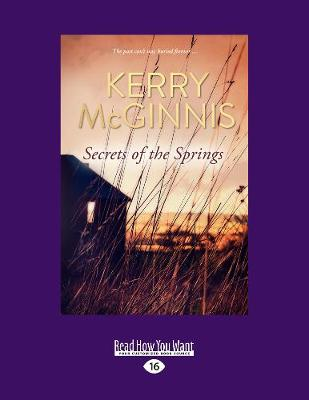 Secrets of the Springs by Kerry McGinnis
