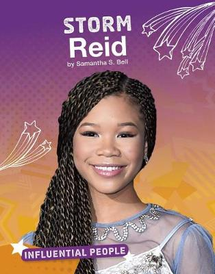 Storm Reid by Samantha S. Bell