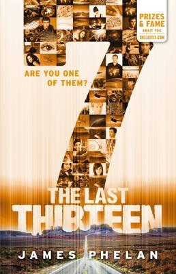 The Last Thirteen #7: 7 by James Phelan