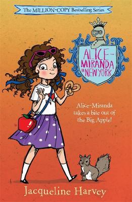 Alice-Miranda In New York: Alice-Miranda 5 by Jacqueline Harvey