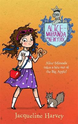 Alice-Miranda In New York: Alice-Miranda 5 by Jacqueline Harvey