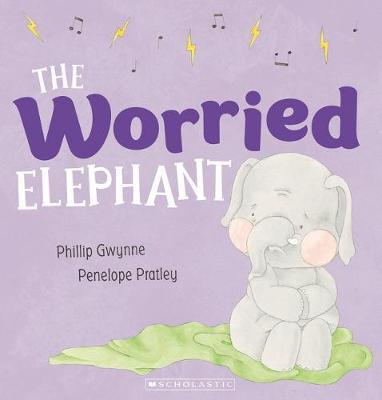 Worried Elephant #3 by Phillip Gwynne