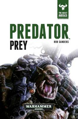 Predator, Prey by Rob Sanders