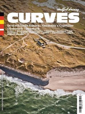 Curves: Germany's Coastline | Denmark by Stefan Bogner