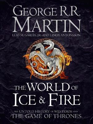 World of Ice and Fire book