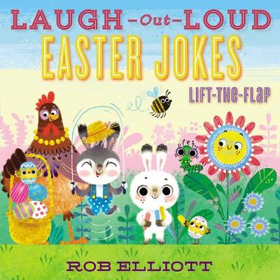 Laugh-Out-Loud Easter Jokes: Lift-the-Flap book