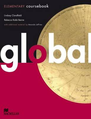 Global - CourseBook - Elementary - CEFA2 by Kate Pickering