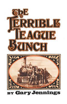 Terrible Teague Bunch book