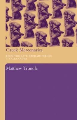 Greek Mercenaries book