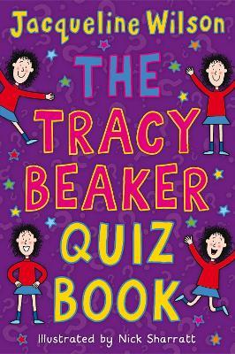 Tracy Beaker Quiz Book book