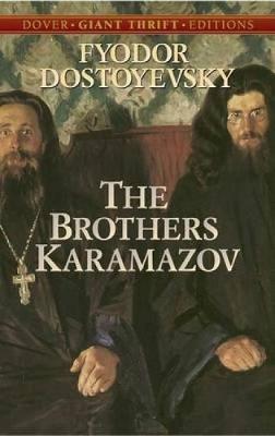 Brothers Karamazov by Fyodor Dostoyevsky