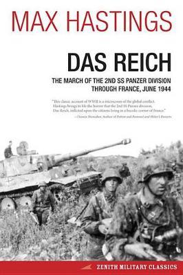 Das Reich by Sir Max Hastings