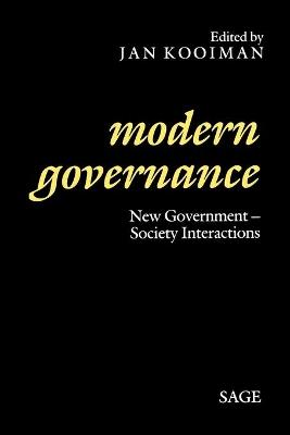 Modern Governance by Jan Kooiman