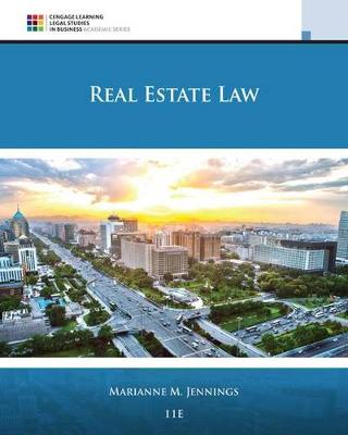 Real Estate Law by Marianne Jennings