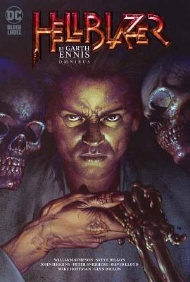 Hellblazer by Garth Ennis Omnibus Vol. 1 by Garth Ennis