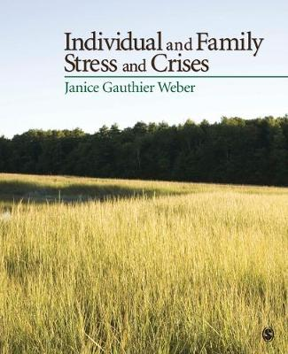 Individual and Family Stress and Crises book