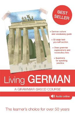 Living German: 7th edition by Richard Woods Buckley