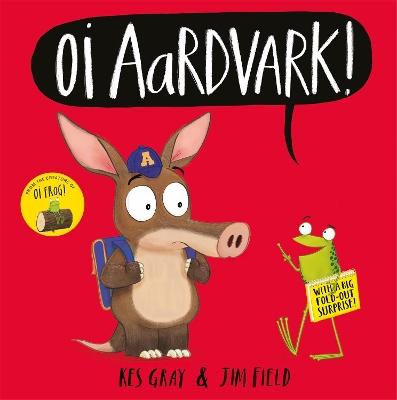 Oi Aardvark! book