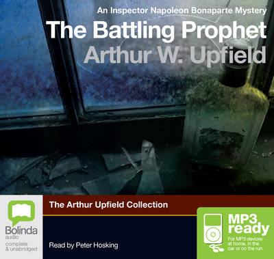 The Battling Prophet by Arthur W. Upfield