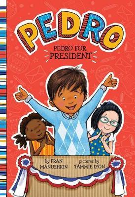 Pedro for President book