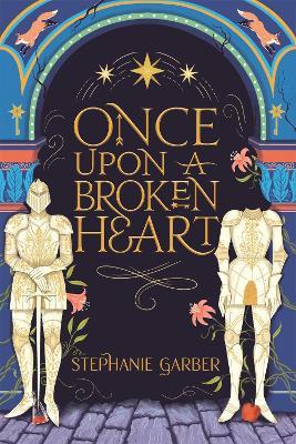 Once Upon A Broken Heart book
