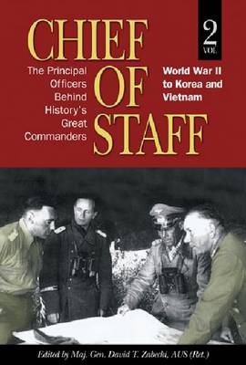 Chief of Staff book